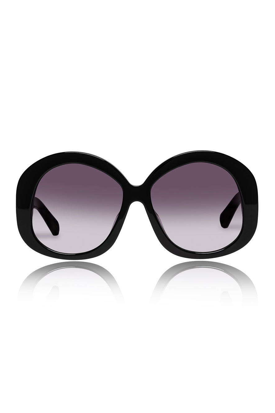 Supersonic Black