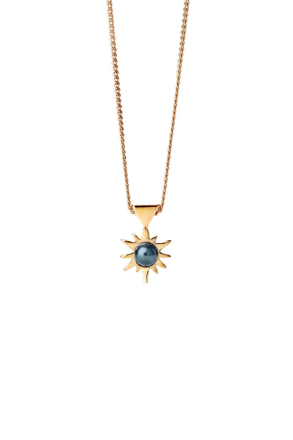 Temptation Necklace Gold