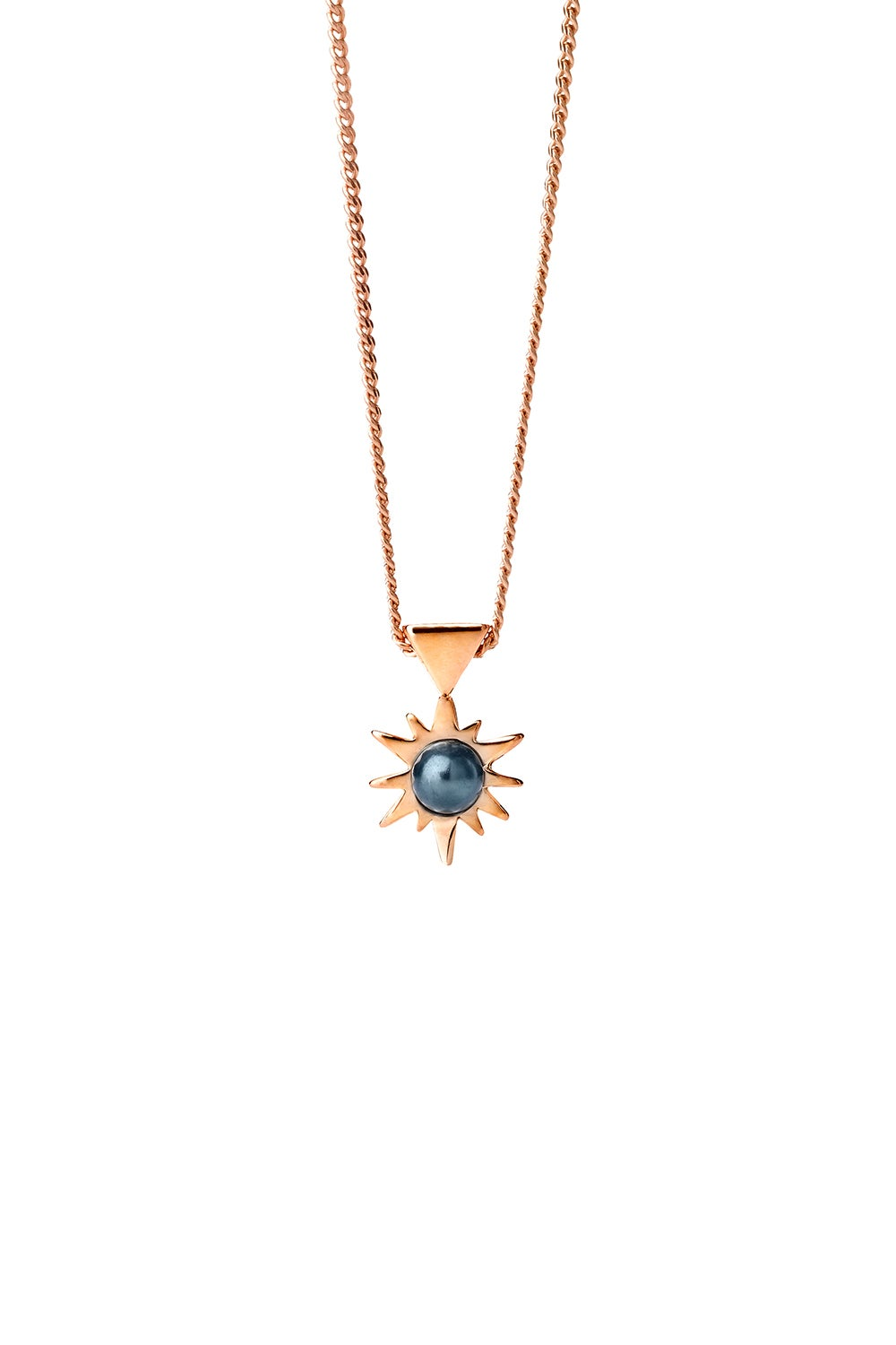 Temptation Necklace Rose Gold