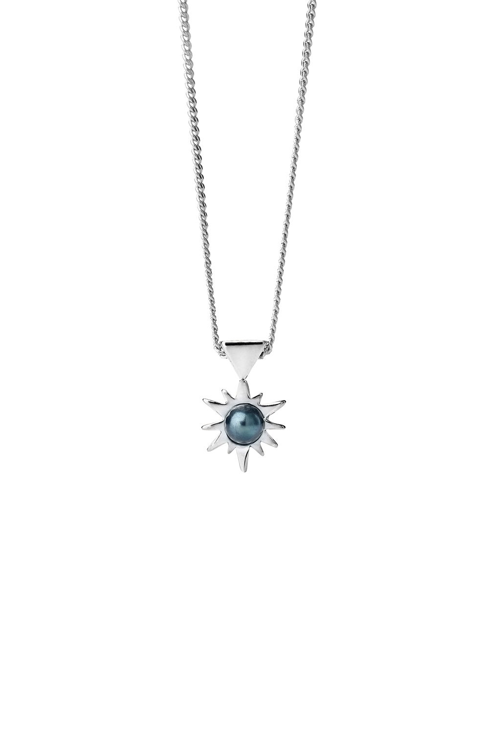 Temptation Necklace Silver