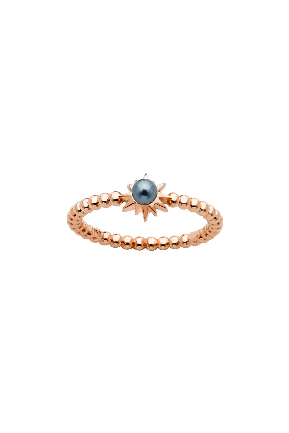 Temptation Ring Rose Gold