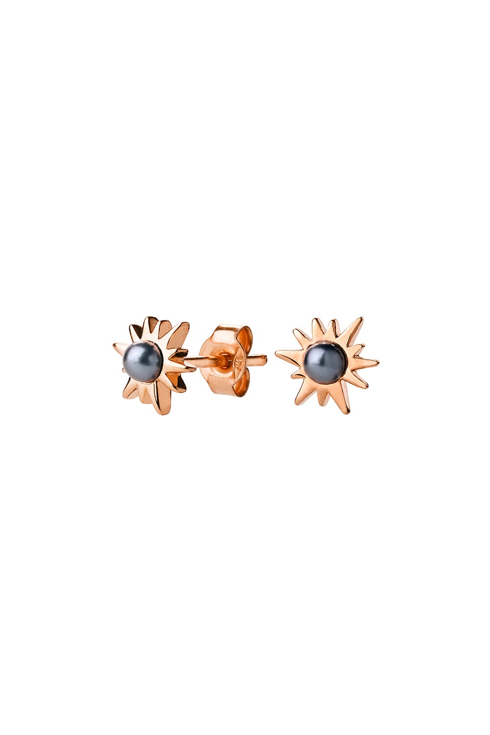 Temptation Studs Rose Gold
