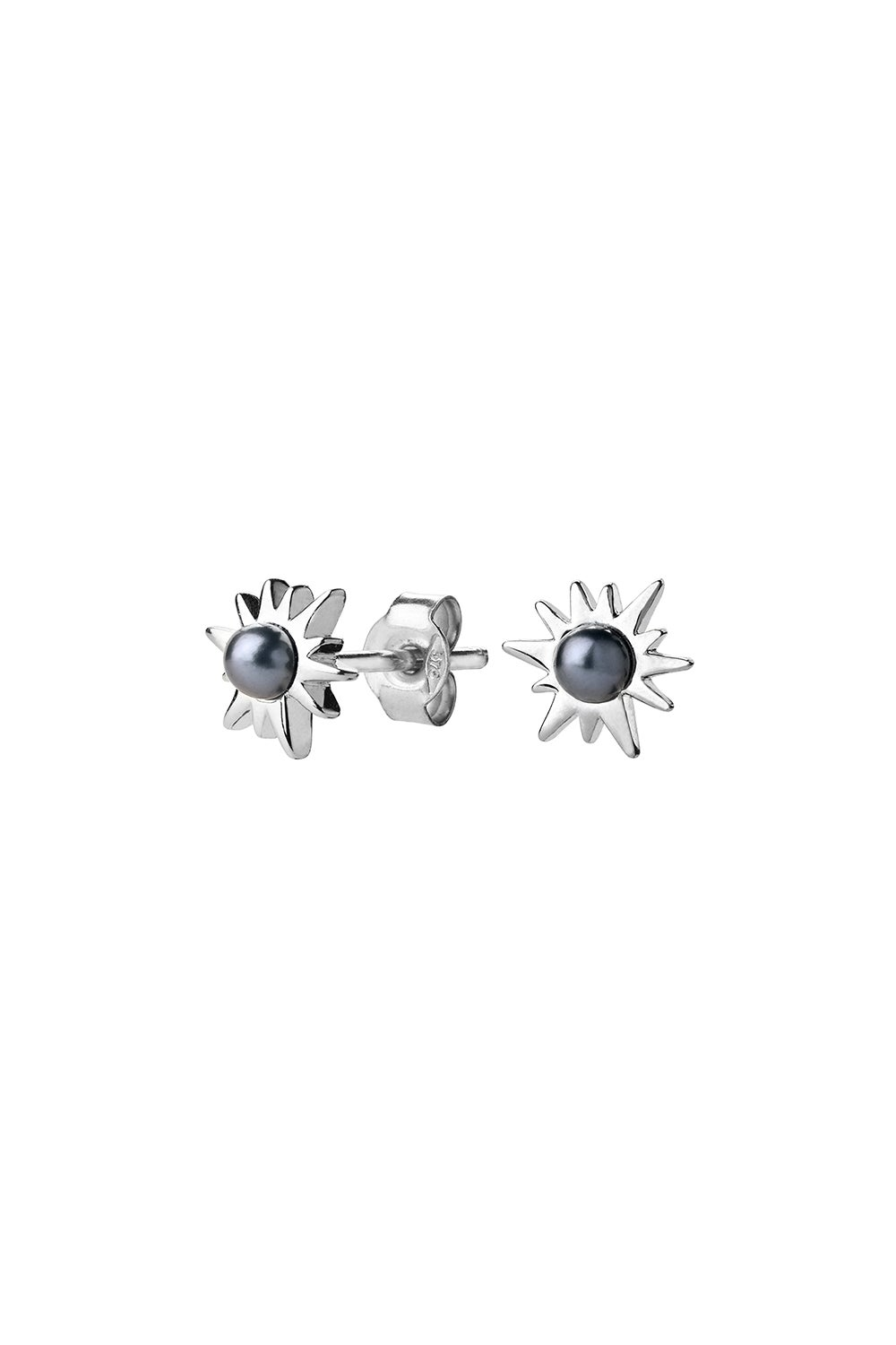 Temptation Studs Silver
