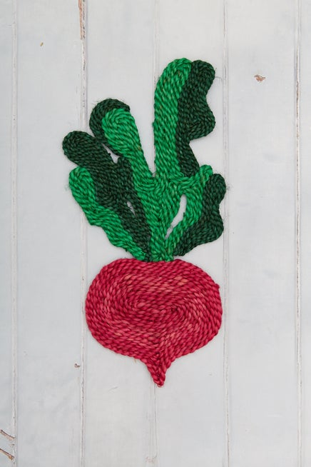 The Jacksons Beetroot Placemat