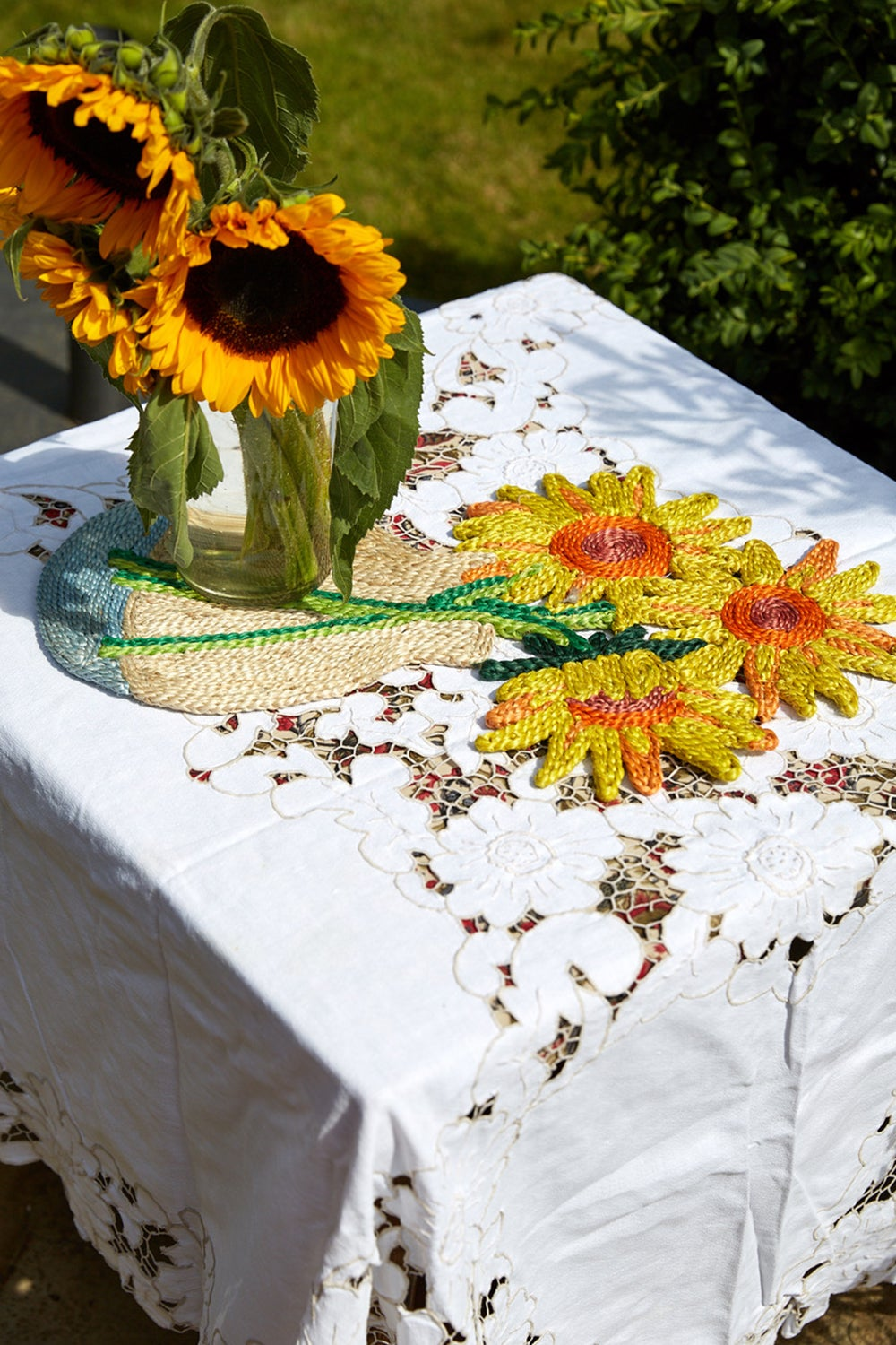 The Jacksons Bunch of Sunflowers Placemat