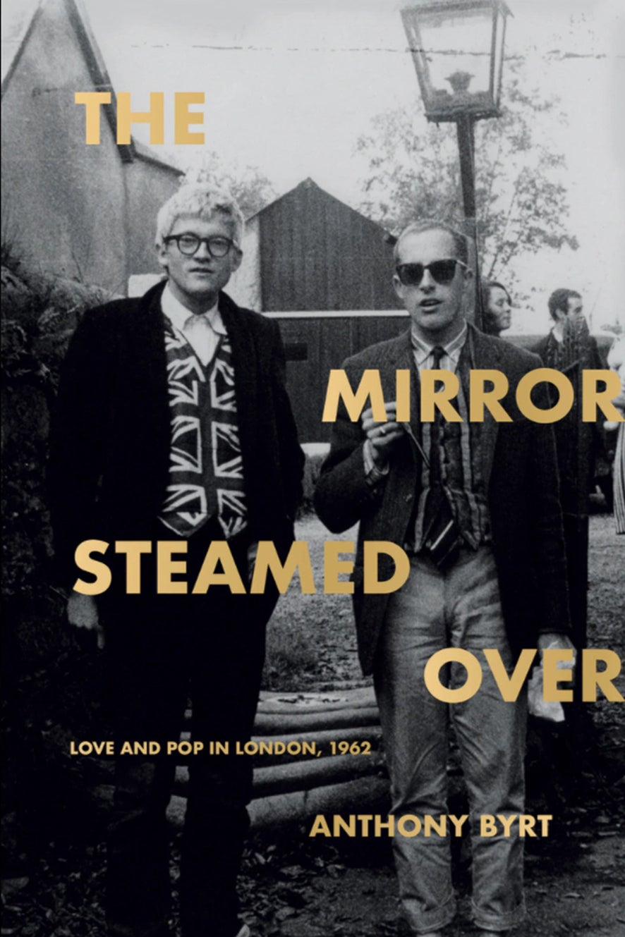 The Mirror Steamed Over by Anthony Byrt