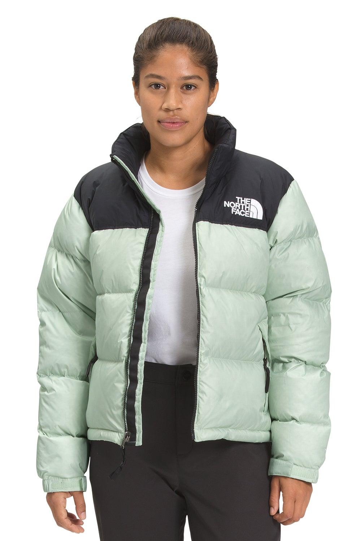 The North Face 1996 Retro Nuptse Jacket Green Mist