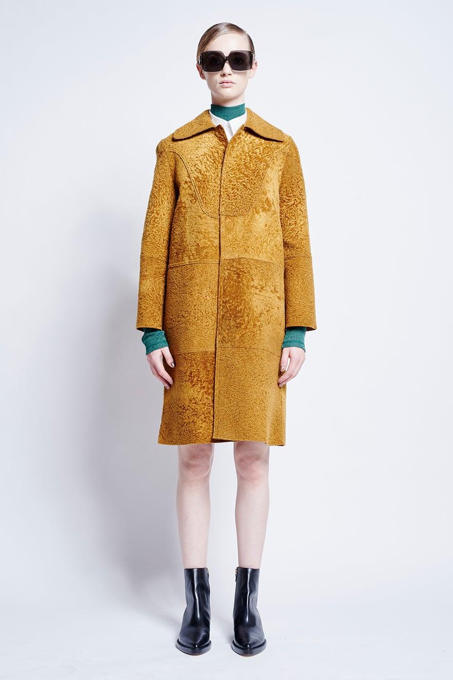 Theodore Panelled Coat