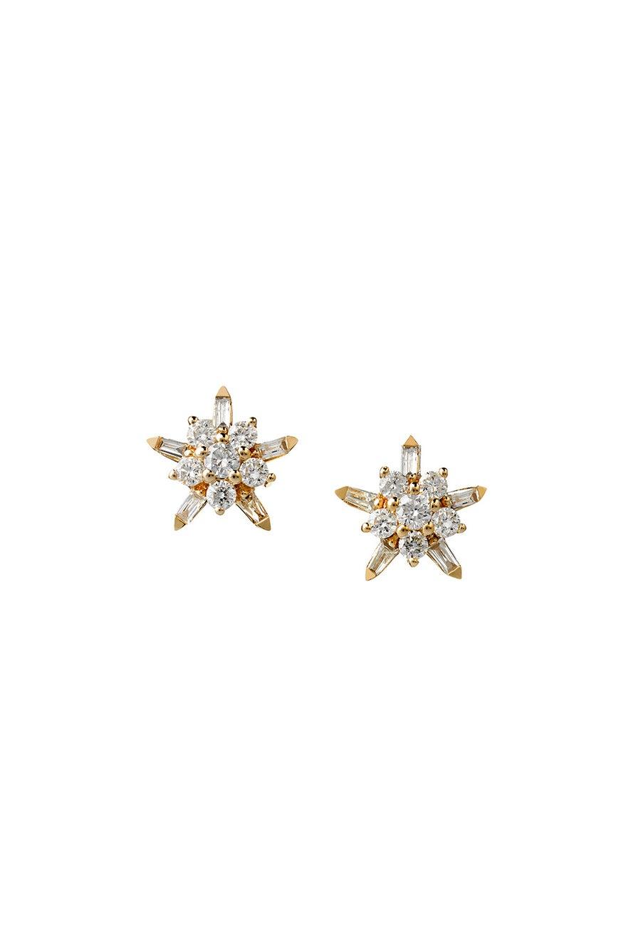 True Love Earrings Gold