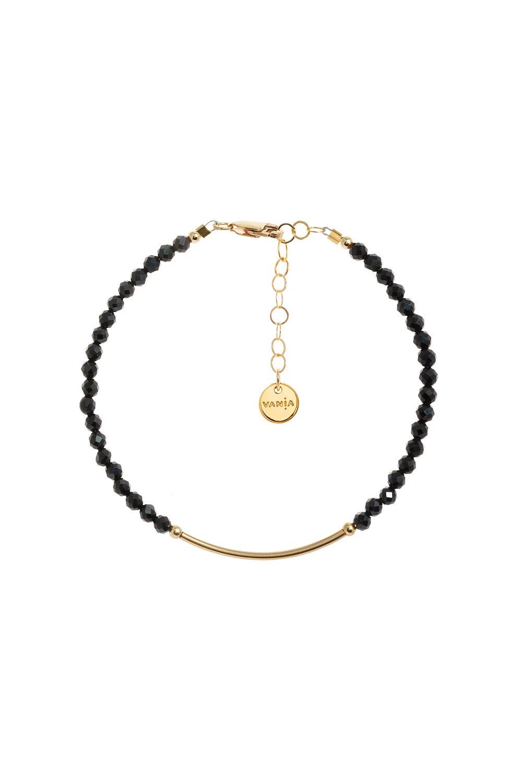 Vania Black Tourmaline Bracelet