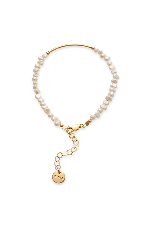 Vania Fine Pearl Bracelet