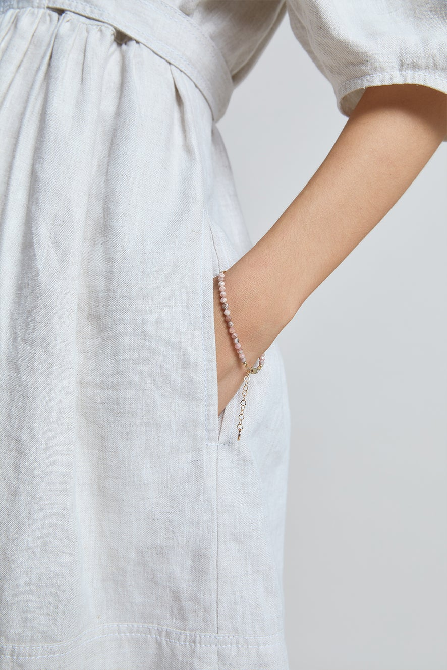 Vania Rhodochrosite Bracelet