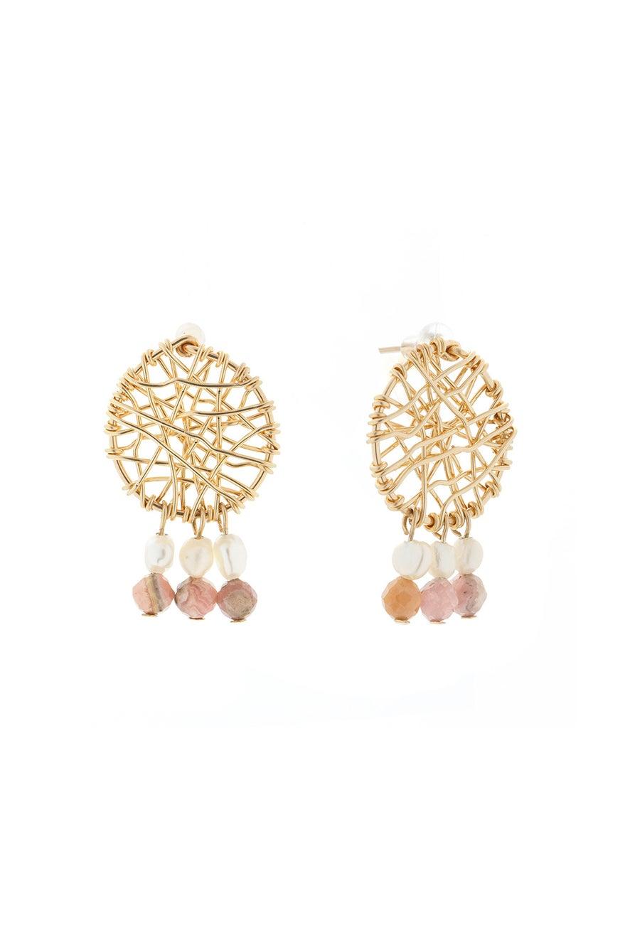 Vania Stud Daydreamer Earrings