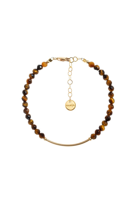 Vania Tiger's Eye Bracelet