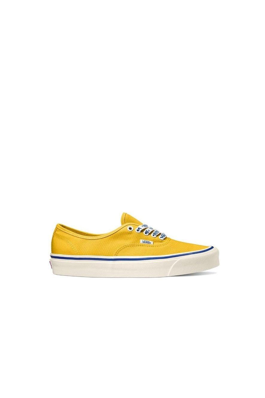 Vans Authentic 44 DX Anaheim Factoy OG Yellow/OG Vans Lace
