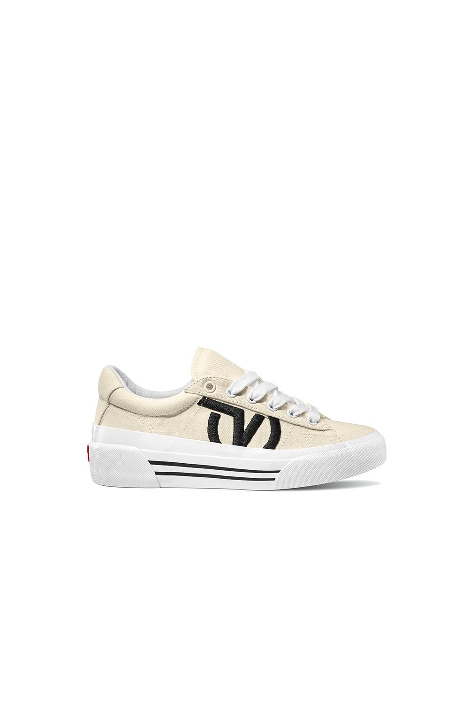 Vans Staple Sid Ni Classic White/True White