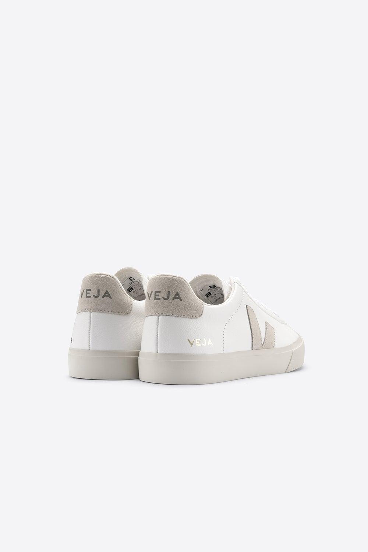 Veja Campo Extra White/Natural Suede