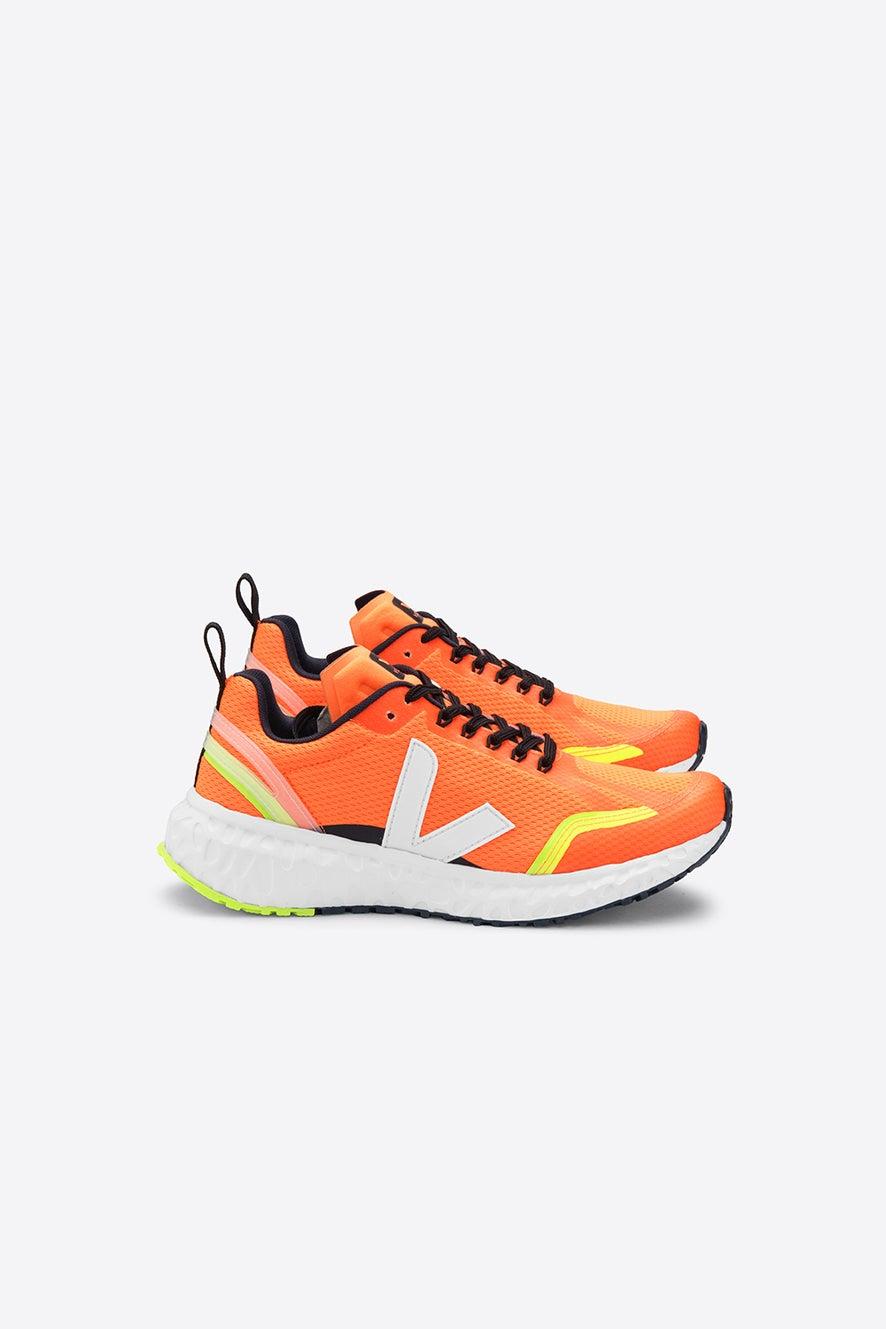 Veja Condor Neon Orange/White