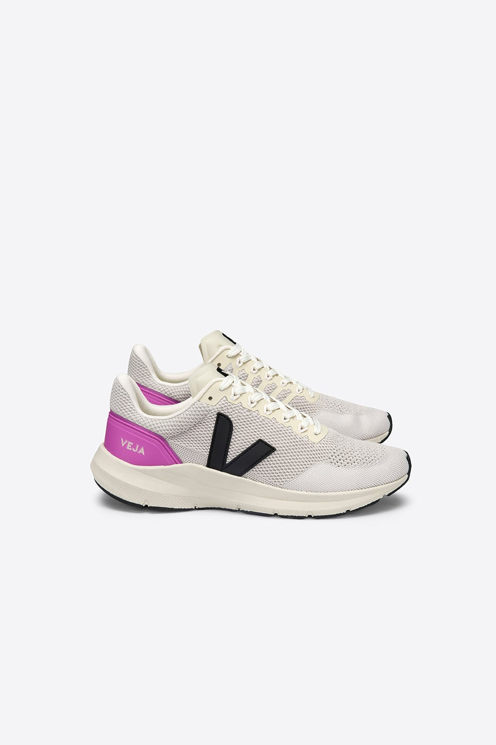 Veja Marlin Chalk/Black/Ultraviolet