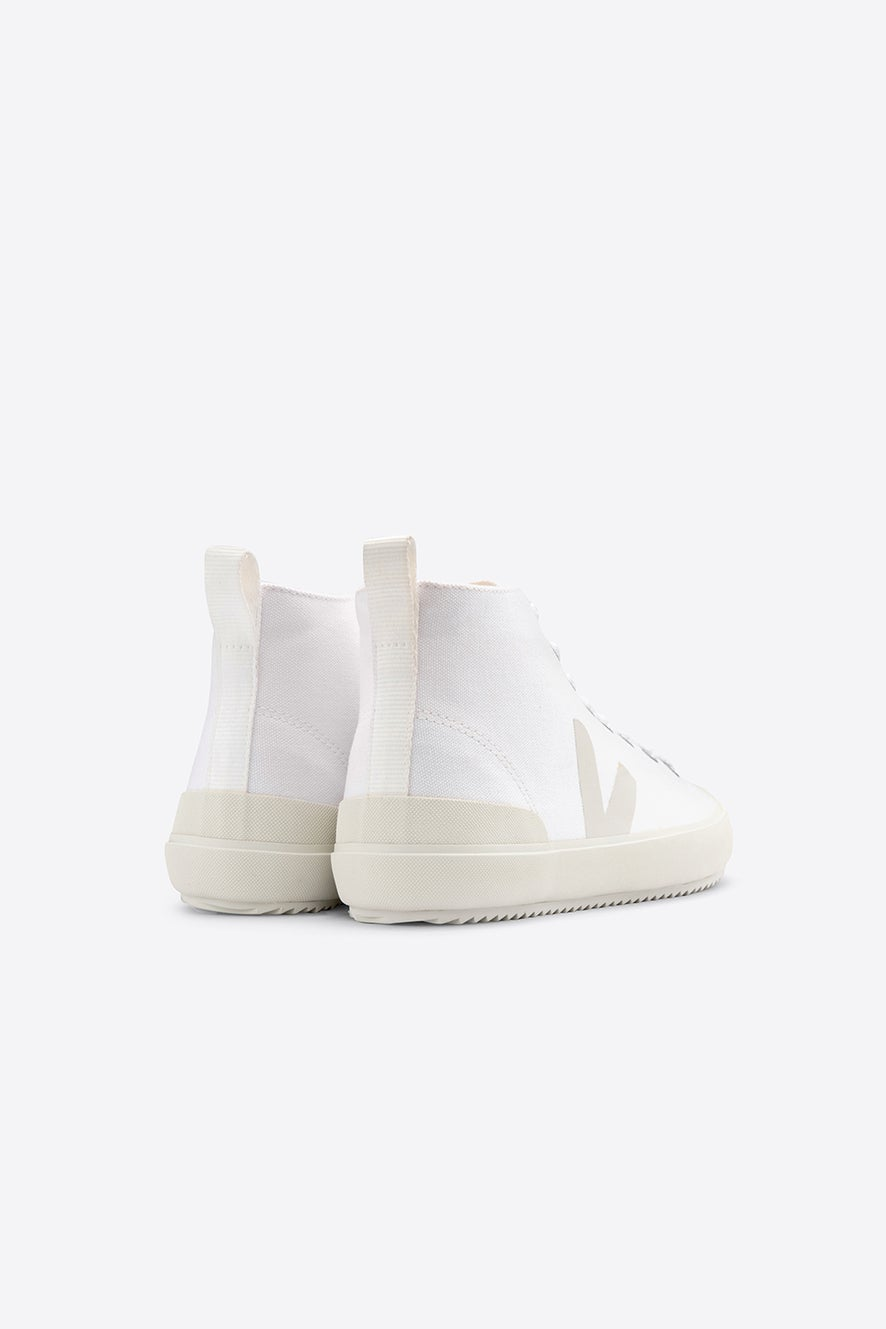 Veja Nova High Top White/Pierre