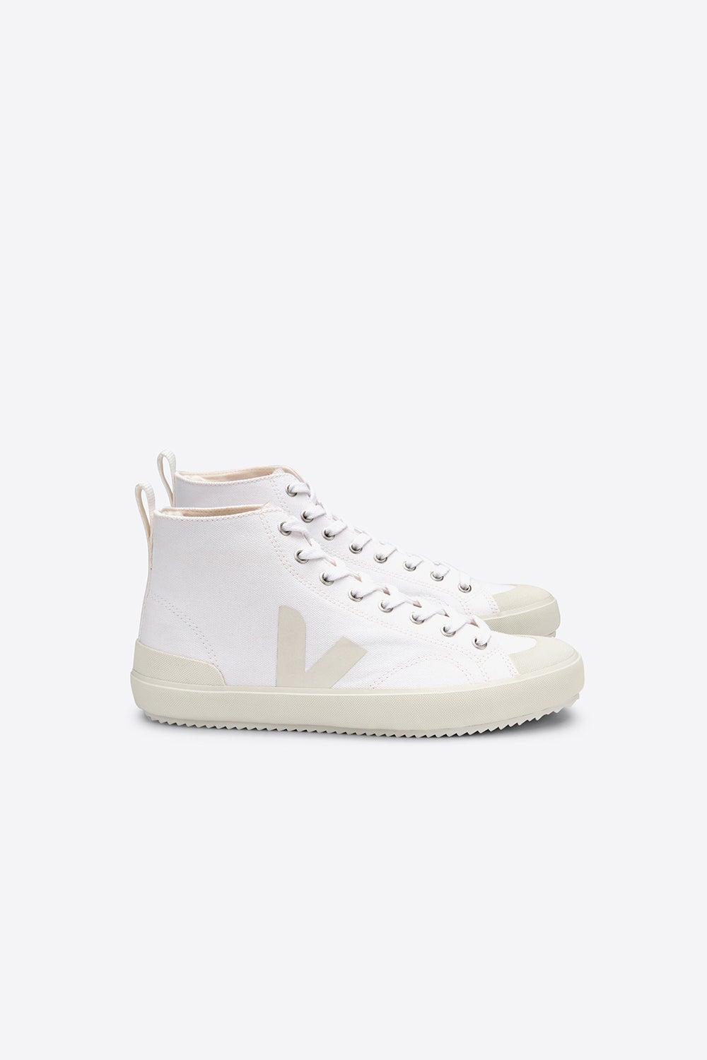 Veja Nova High Top White/Pierre