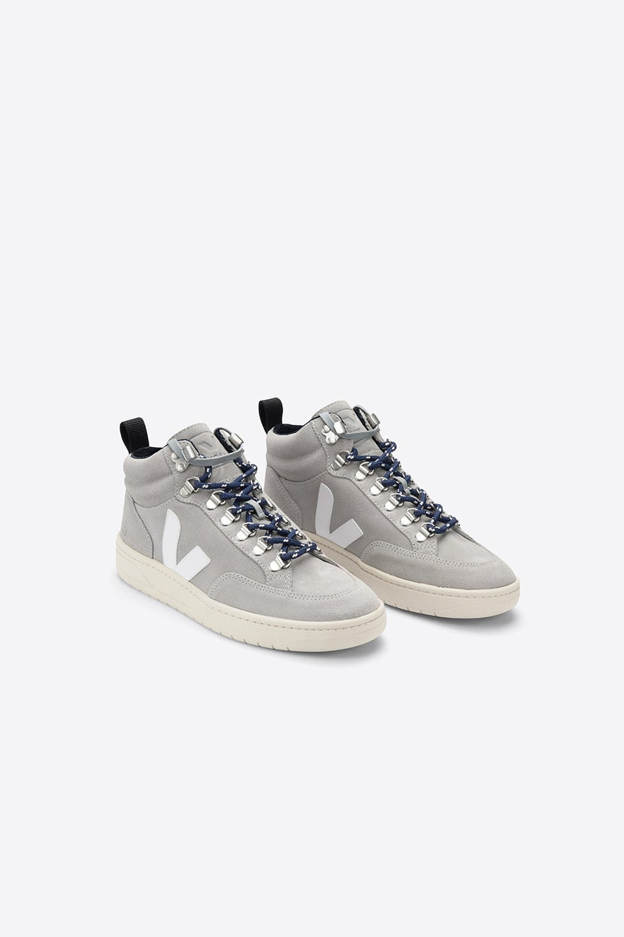 Veja Roraima Oxford Grey/White