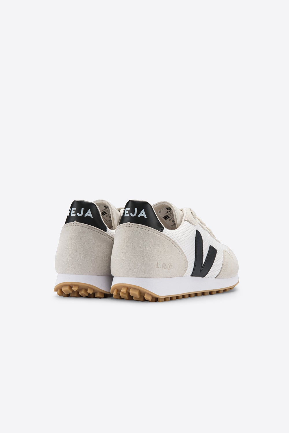 Veja SDU Rec White/Black/Natural