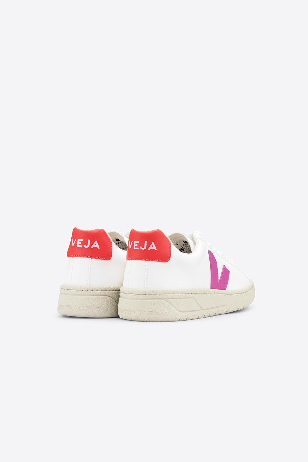 Veja Urca White/Ultraviolet/Orange Fluo