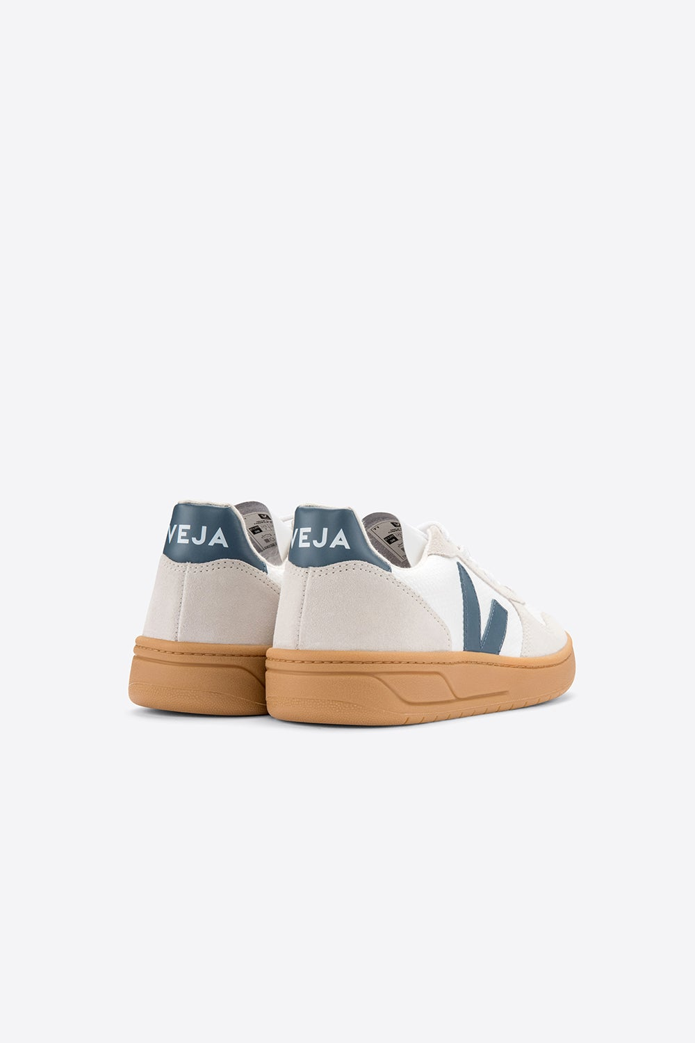 Veja V-10 White/California/Natural