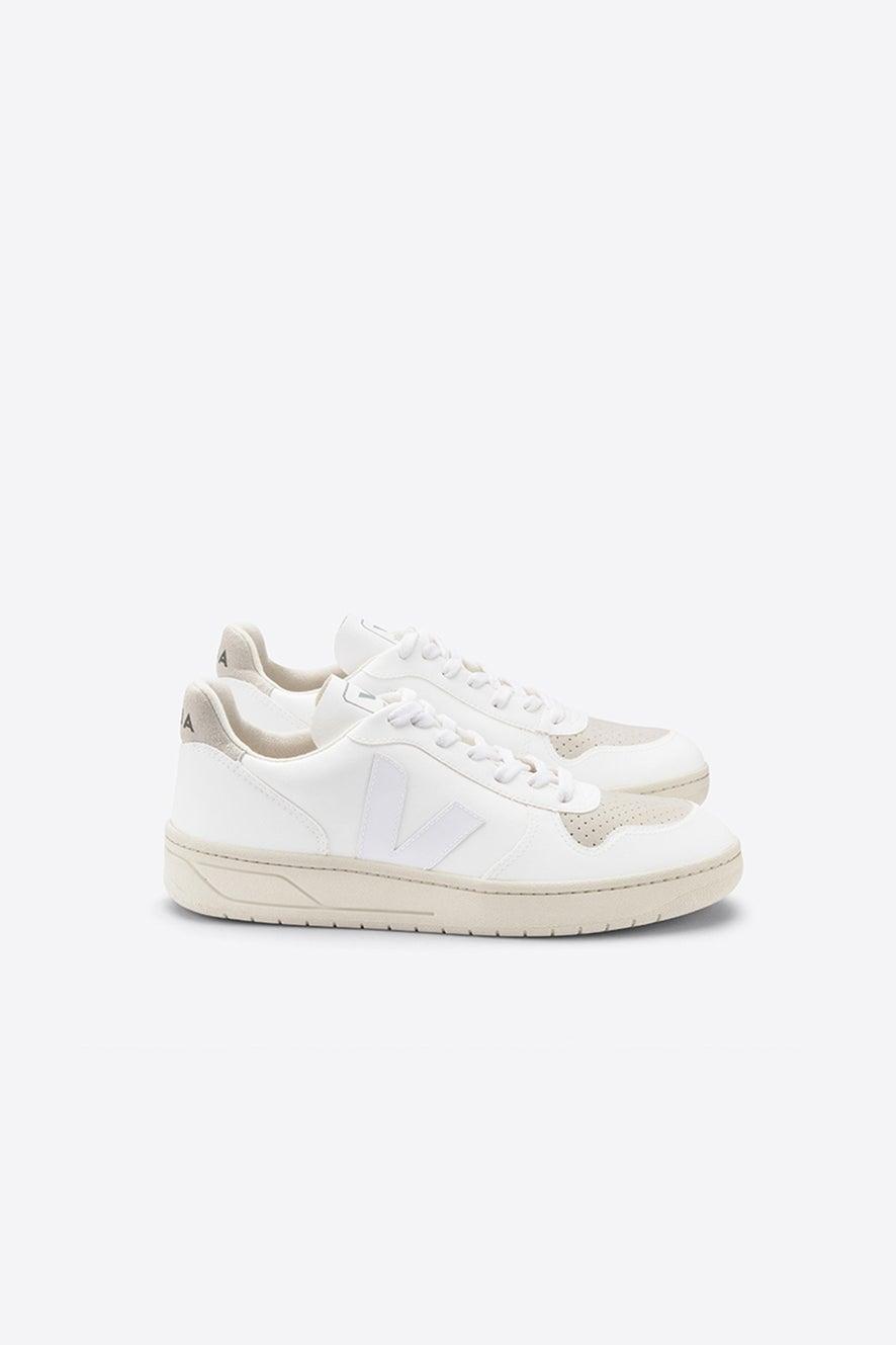 Veja V-10 White/Natural
