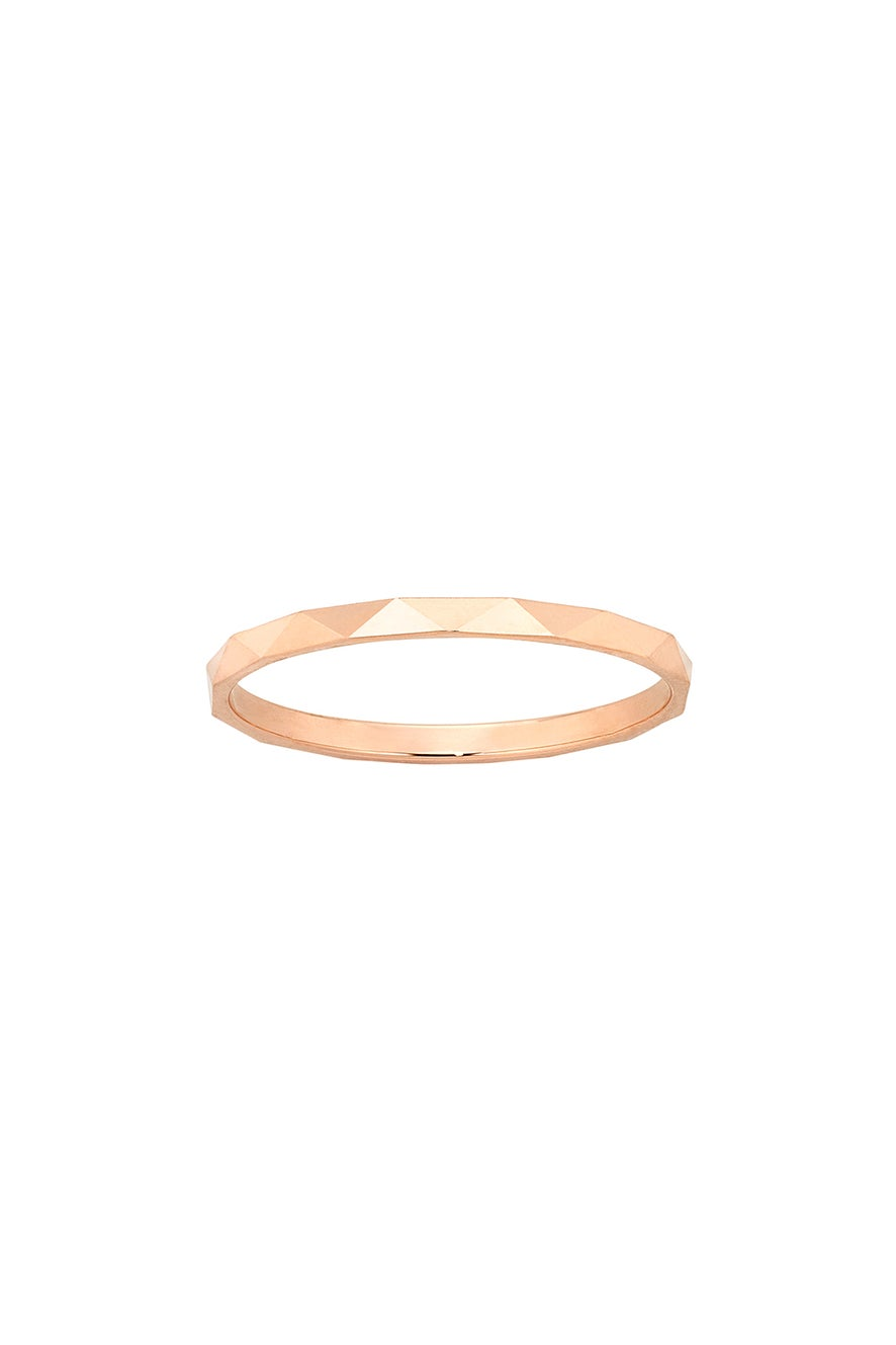 Velocity Band Rose Gold