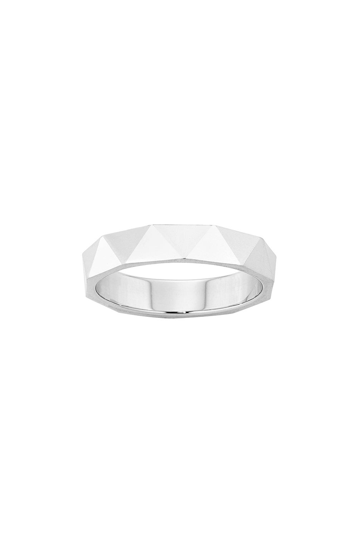 Velocity Ring Silver