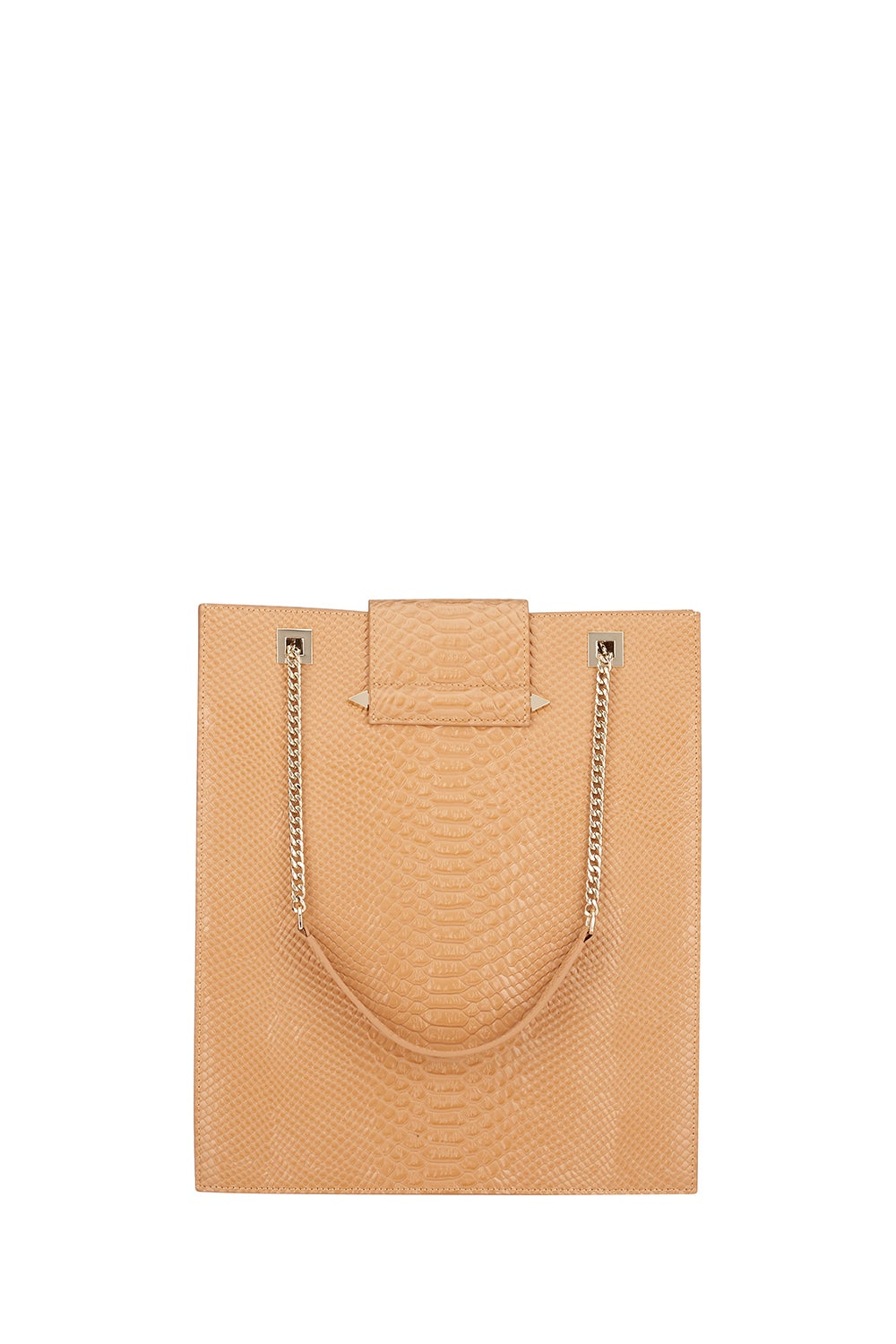 Violet Chain Tote